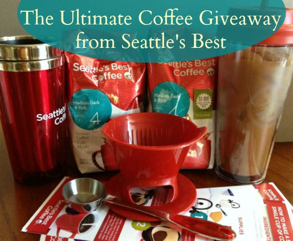The Ultimate Coffee Giveaway from Seattle's Best