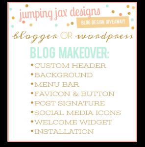 Diana Wrote Blog Design Giveaway