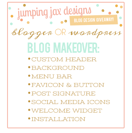Diana Wrote Blog Design Giveaway