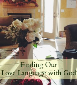 Finding Our Love Language with God