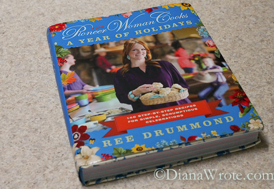 Pioneer Woman Cookbook-1