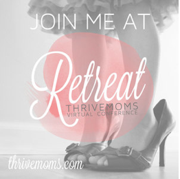 Thrive Moms Conference