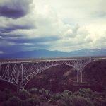 Rio Grande bridge.
