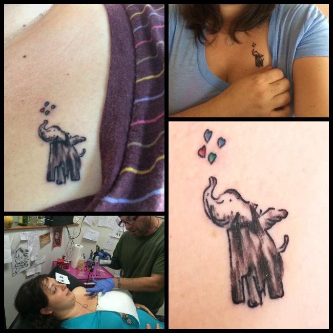 kaden's elephant tattoo