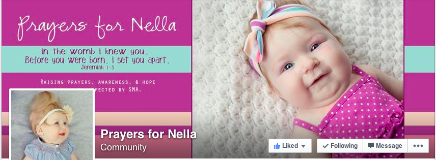 Prayers for Nella