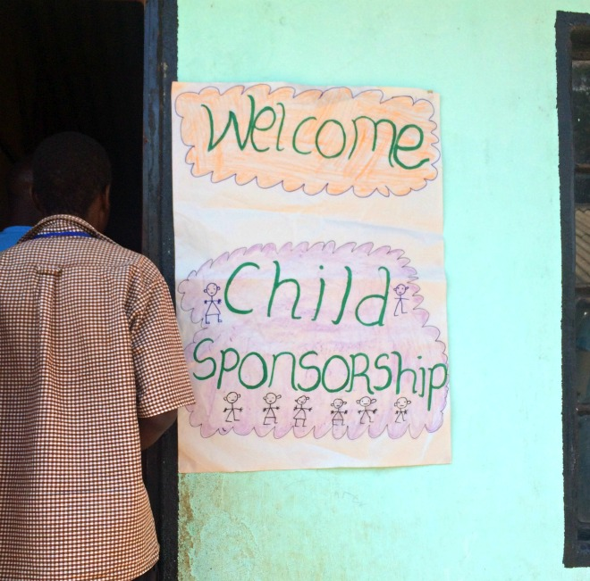 World Vision Child Sponsorship 2