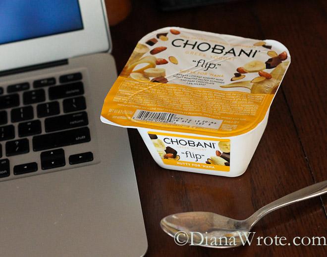 Chobani Flip -1
